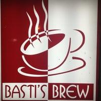Photo taken at Basti's Brew by Joseph S. on 2/19/2012