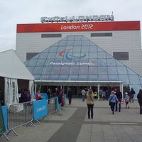 Photo taken at ExCeL London by Elliot H. on 9/2/2012