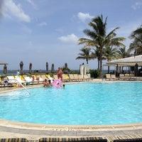 Photo taken at Boca Beach Club, A Waldorf Astoria Resort by Warren C. on 6/7/2012