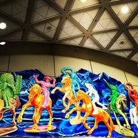 Photo taken at Calgary International Airport (YYC) by V on 8/22/2012
