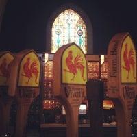 Photo taken at Brewery Vivant by Bob H. on 7/23/2012