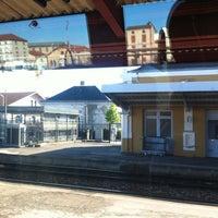 Photo taken at Gare SNCF de Roanne by Alex S. on 5/4/2012