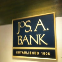 Photo taken at Jos. A. Bank Clothiers Inc. by Rory A. on 6/8/2012