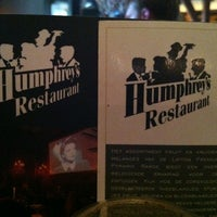 Photo taken at Humphrey's by Jorre M. on 9/4/2012
