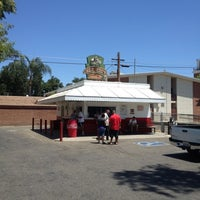 Photo taken at Taylor Brothers Hot Dog Stand by Brent M. on 6/30/2012