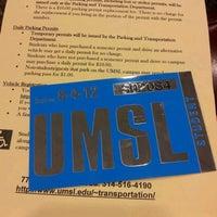 Photo taken at UMSL Millennium Student Center by Danielle W. on 6/11/2012