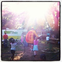 Photo taken at East Atlanta Village Farmers Market by Etan H. on 5/10/2012