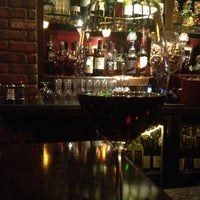 Photo taken at Double Helix Wine & Whiskey Lounge by Lollie S. on 5/19/2012