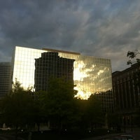 Photo taken at Rosa Parks Circle by Ryan S. on 5/13/2012