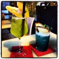 Photo taken at Janga Cafè by Mika M. on 9/11/2012