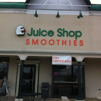 Photo taken at The Juice Shop by Eric K. on 2/16/2012