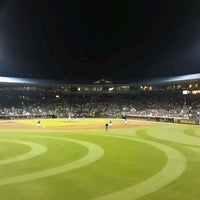 Photo taken at Principal Park by Mike T. on 8/24/2012