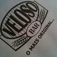 Photo taken at Bar Veloso by Nayara O. on 6/7/2012
