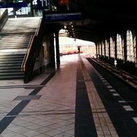 Photo taken at S Westkreuz by Thilo W. on 4/11/2012