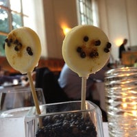 Photo taken at Eleven Madison Park by Jon C. on 7/28/2012