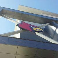 Photo taken at KFC Yum! Center by Jim S. on 2/26/2012