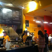 Photo taken at District Taco by Mariano B. on 5/24/2012