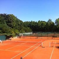 Photo taken at Alexx Tennis am Tivoli by Michael S. on 8/1/2012