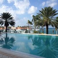 Photo taken at Renaissance Aruba Resort And Casino by Maria Jose V. on 9/3/2012