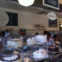 Photo taken at Magnolia Bakery by kelly k. on 6/7/2012