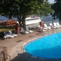 Photo taken at Heidel House Resort & Spa by Christian H. on 7/1/2012