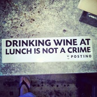 Photo taken at Postino Winecafé by Colin L. on 6/23/2012