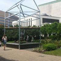 Photo taken at Musée d'art contemporain de Montréal (MAC) by Vanessa M. on 5/27/2012