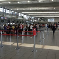 Photo taken at T2 Multi-User Domestic Terminal by Pat G. on 3/18/2012