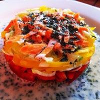 Photo taken at La Piadina Cucina Italiana by Gustavo Veiga N. on 2/28/2012