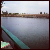 Photo taken at Bung Sam Ran Fishing Park by Mump I. on 5/8/2012