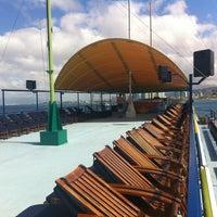 Photo taken at Waikiki Ocean Club by Alisa A. on 7/17/2012