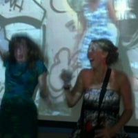 Photo taken at The Blue Bull Bar & Grill by Valerie A. on 5/13/2012