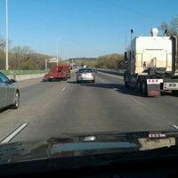 Photo taken at I-494 by Wayne G. on 3/28/2012