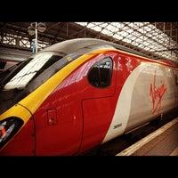 Photo taken at Platform 8 by Adam B. on 8/16/2012