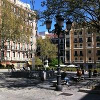 Photo taken at Plaza del Rey by Manumel S. on 3/29/2012