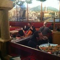 Photo taken at Palermo Italian Restaurant by bebe t. on 3/25/2012