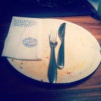 Photo taken at PizzaExpress by Jonathan J. on 8/11/2012