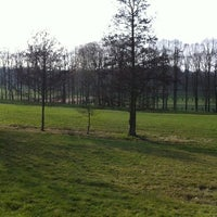 Photo taken at Domaine national de Marly-le-Roi by Sami H. on 3/24/2012