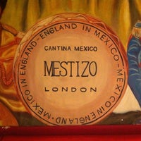 Photo taken at Mestizo by Matt on 3/18/2012