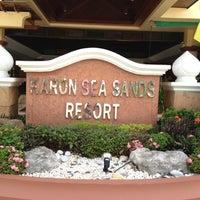 Photo taken at Karon Sea Sands Resort Phuket by Veeru S. on 4/9/2012