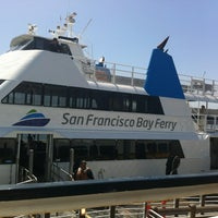 Photo taken at Oakland Ferry Terminal by Dwight A. on 6/14/2012