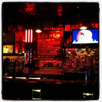 Photo taken at Stella's Lounge by Todd B. on 6/21/2012