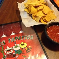 Photo taken at Los Tapatios by Steve R. on 5/5/2012
