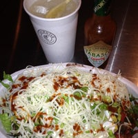 Photo taken at Chipotle Mexican Grill by Pork C. on 7/6/2012