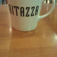 Photo taken at Caffè Ritazza by Romualds on 2/2/2012