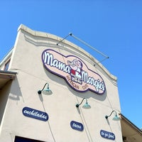 Photo taken at Mama Margies Mexican Restaurant by Mark S. on 4/25/2012