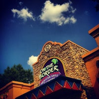 Photo taken at On The Border Mexican Grill & Cantina by Andy P. on 5/25/2012