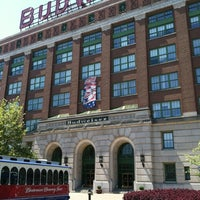 Photo taken at Anheuser-Busch Brewery Experiences by Jim J. on 6/26/2012
