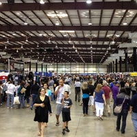 Photo taken at San Mateo County Event Center by Greg L. on 8/5/2012