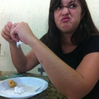 Photo taken at Rodo Rede Restaurante Lanchonete by Tadeu N. on 3/26/2012